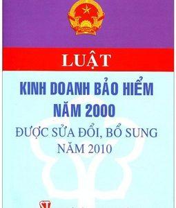 Các loại hình bảo hiểm trong luật Việt Nam
