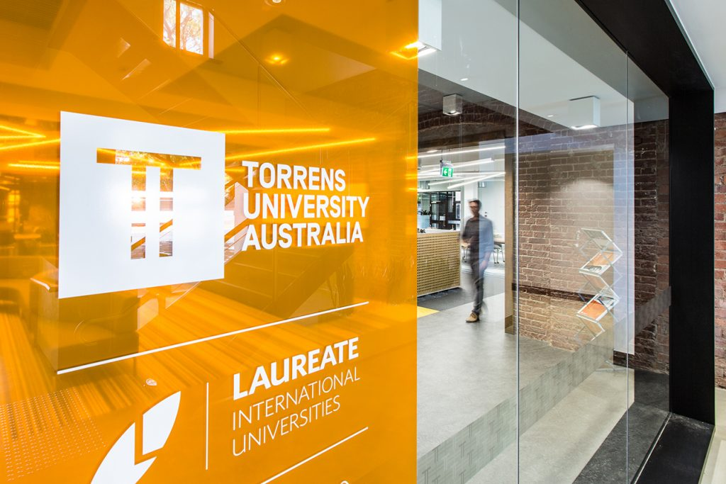 Hệ thống đại học quốc tế Laureate, Đại học Torrens University Australia