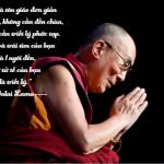 17 lời câu nói nổi tiếng của Dalai Lama biết sớm rất có lợi