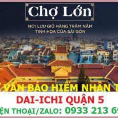 Địa chỉ mua bảo hiểm nhân thọ Daiichi ở đường Nguyễn Trãi, Quận 5 ?