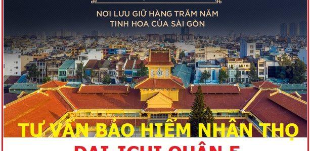 Tôi ở Nguyễn Trãi Quận 5 mua Bảo hiểm Chăm sóc sức khoẻ toàn cầu liên hệ TVTC Daiichi địa chỉ nào?