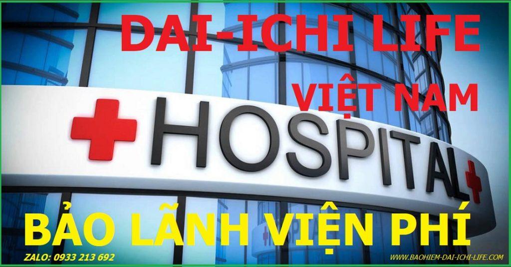 Thẻ chăm sóc sức khỏe Dai-ichi 2020 : Các bệnh viện liên kết bảo lãnh viện phí tại TP.HCM