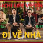 Nghĩ về Đen x JustaTee - Đi Về Nhà và bảo hiểm nhân thọ Dai-ichi