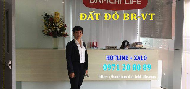Mua bảo hiểm nhân thọ Dai-ichi Lộc An Đất Đỏ BR-VT liên hệ TVTC ở đâu ?